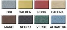 Culori pavele